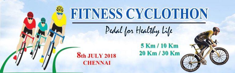Fitness Cyclothon 2018 allport