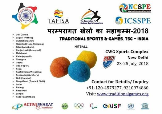 Traditional sports and games