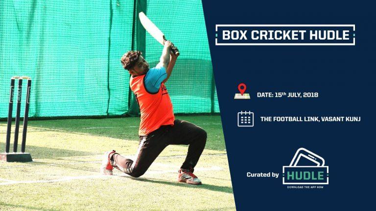 box hurdle cricket allsport