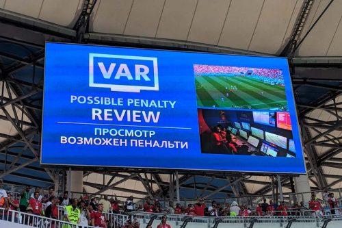 VAR World Cup