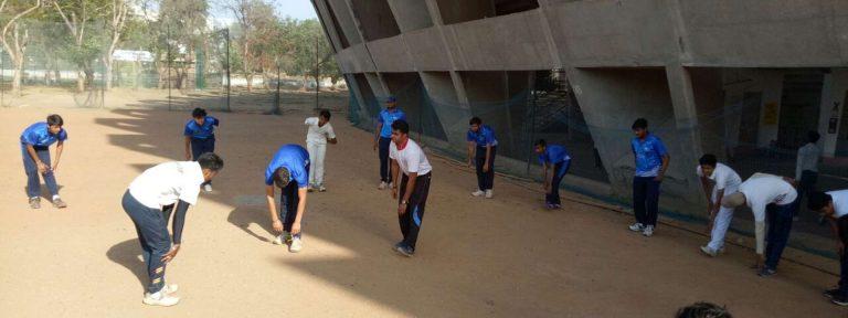 AB Cricket Academy Allsport.in