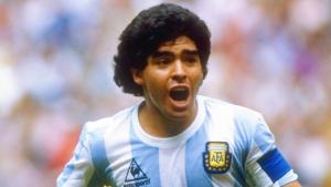 Diego Maradona Dope Ban